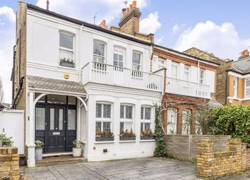 Thumbnail 5 bed semi-detached house for sale in Langham Road, Teddington
