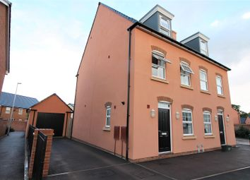 Thumbnail 4 bed semi-detached house for sale in Ternata Drive, Monmouth