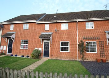 Thumbnail 2 bedroom terraced house for sale in Combs Wood Drive, Stowmarket