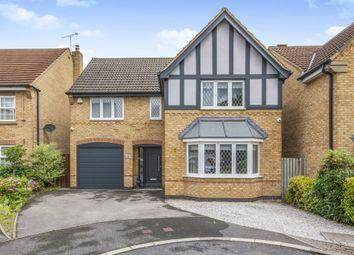 Thumbnail 4 bed detached house for sale in Bracken Close, Branton, Doncaster