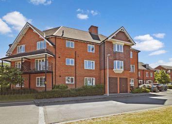 Thumbnail 2 bed flat for sale in Wroughton Road, Halton Camp, Aylesbury