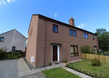 Thumbnail 4 bed semi-detached house for sale in 9, Daviot Drive, Inverness