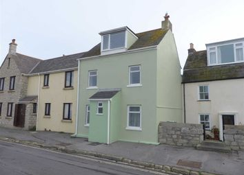 Thumbnail 3 bed terraced house for sale in Chiswell, Portland, Dorset