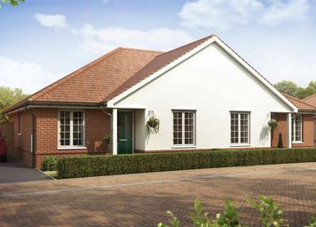Thumbnail 2 bed semi-detached bungalow for sale in Staunton Gate, Cockaynes Lane, Alresford, Colchester, Essex