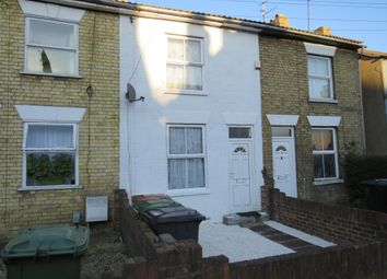 2 bed terraced house for sale in Burghley Road, Peterborough PE1