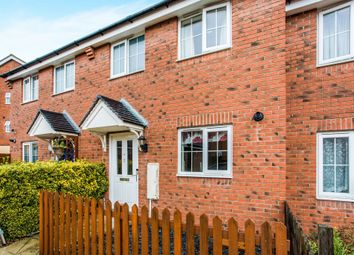Thumbnail 2 bedroom end terrace house for sale in Iris Court, Red Lodge, Bury St. Edmunds
