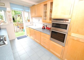 Thumbnail 4 bed semi-detached house for sale in Stewart Avenue, Upminster
