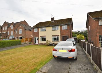 Thumbnail 3 bed semi-detached house for sale in Boughton Hall Avenue, Great Boughton, Chester