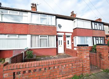 Thumbnail 3 bed terraced house for sale in Willowbank Avenue, Blackpool
