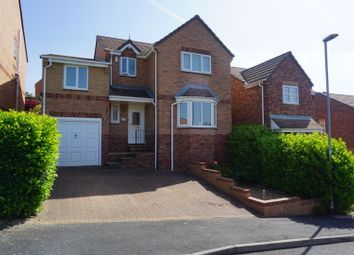 Thumbnail 4 bed detached house for sale in St. James Mews, Leeds