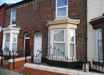 Thumbnail 2 bed terraced house to rent in Holt Road, Liverpool