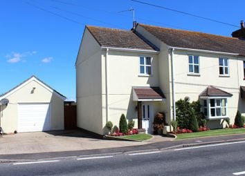Thumbnail 3 bed semi-detached house for sale in Harwich Road, Little Clacton, Clacton-On-Sea
