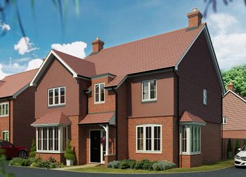 """Thumbnail 4 bed detached house for sale in """"The Birch"""" at Maddoxford Lane, Botley, Southampton"""