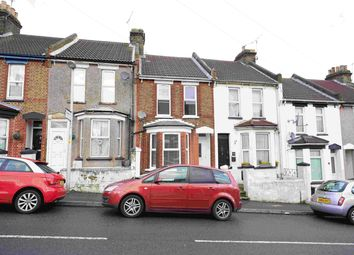 Thumbnail 3 bed terraced house to rent in Cecil Road, Rochester, Kent