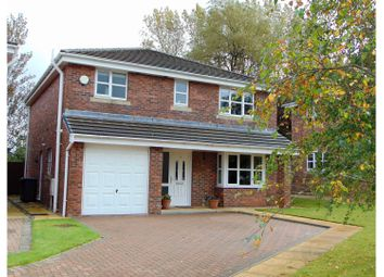 Thumbnail 4 bed detached house for sale in Parklands, Royton