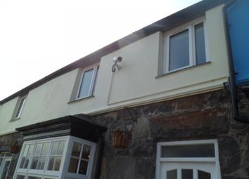 Thumbnail 2 bed flat to rent in Flat Above, The Outdoor Shop, High St, Llanberis