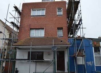 Thumbnail 5 bed terraced house for sale in Dane Hill, Margate