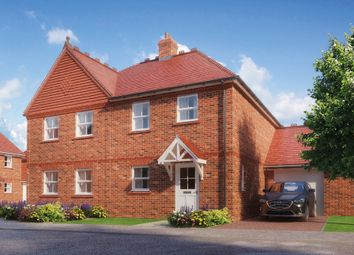 Thumbnail 3 bed semi-detached house for sale in Highfield, Off Baldways Close, Wingrave, Aylesbury