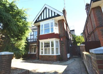 Thumbnail 3 bed flat for sale in Shakespeare Road, Worthing