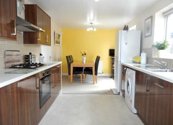 Thumbnail 3 bed detached house for sale in Redholme Close, Carlton-In-Lindrick, Worksop