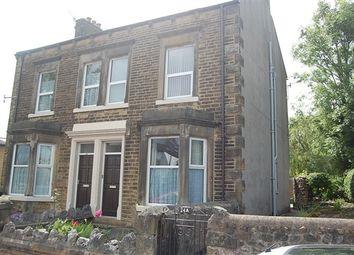 Thumbnail 2 bed flat to rent in Slyne Road, Torrisholme, Morecambe