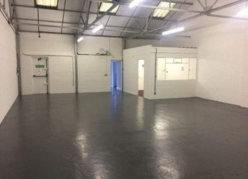 Thumbnail Light industrial to let in Unit 3 Viking Business Centre, High Street, Woodville, Swadlincote, Derbyshire