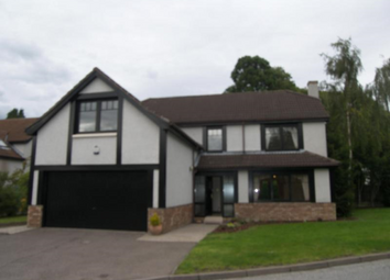 Thumbnail 5 bed detached house to rent in Baillieswells Grove, Bieldside AB15,