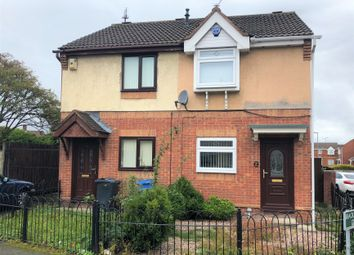 Thumbnail 2 bed semi-detached house to rent in Scoter Road, Kirkby