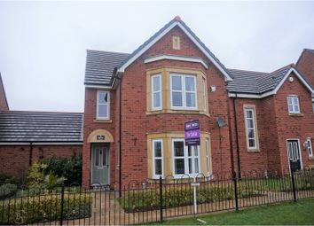 Thumbnail 4 bed link-detached house for sale in Buckshaw Avenue, Chorley