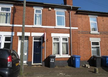 Thumbnail 2 bed terraced house for sale in Olive Street, Derby