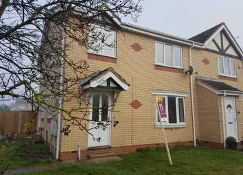 Thumbnail 2 bedroom terraced house to rent in Foxglove Way, Lincoln
