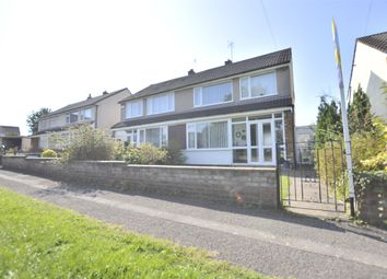 Thumbnail 3 bed semi-detached house for sale in Crossman Avenue, Winterbourne, Bristol, Gloucestershire