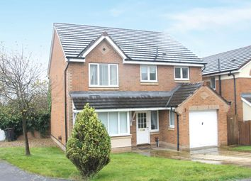 Thumbnail 4 bed detached house for sale in Heather Way, Harrogate