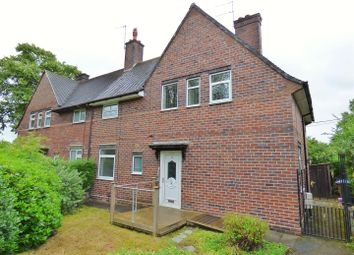 Thumbnail 3 bedroom semi-detached house to rent in The Crescent, Trent Vale, Stoke-On-Trent