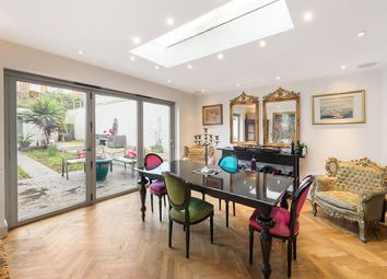 Thumbnail 5 bed terraced house for sale in Battersea Park Road, London