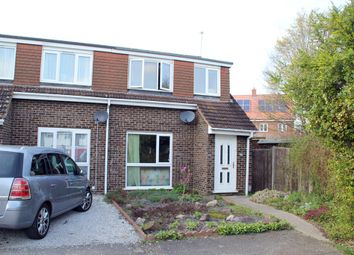 Thumbnail 3 bedroom semi-detached house for sale in Yeats Close, Royston