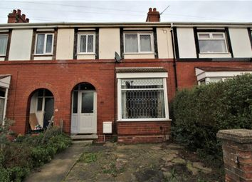 Thumbnail 3 bed terraced house to rent in Felstead Road, Grimsby