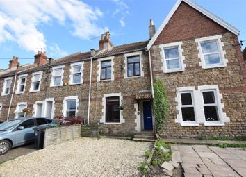 Thumbnail 2 bed terraced house for sale in Victoria Square, Portishead, Bristol