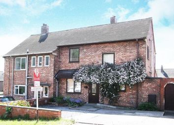 Thumbnail 3 bed semi-detached house for sale in Smith Crescent, Chesterfield, Derbyshire