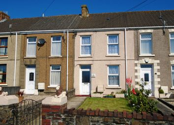 Thumbnail 2 bed terraced house for sale in Hendre Road, Llangennech, Llanelli, Carmarthenshire