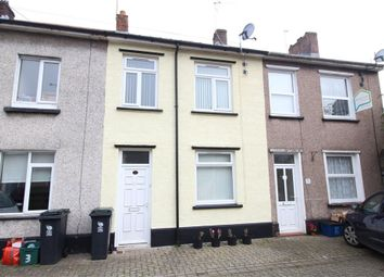 Thumbnail 3 bed terraced house for sale in Gloster Street, Newport