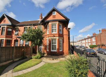 Thumbnail 6 bed semi-detached house for sale in Liscard Road, Wallasey, Wirral