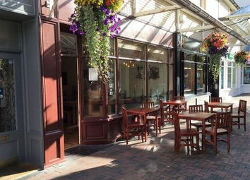 Thumbnail Leisure/hospitality to let in Barnstaple, Devon