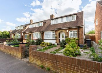 Thumbnail 3 bed semi-detached bungalow for sale in Prince Avenue, Westcliff-On-Sea