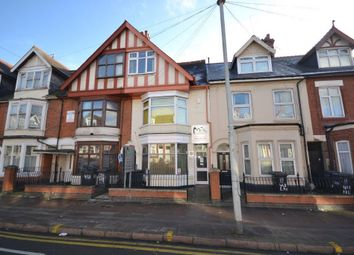 Thumbnail 3 bed terraced house for sale in East Park Road, Leicester