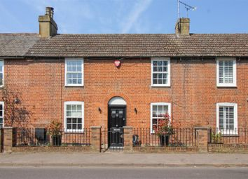 Thumbnail 3 bed terraced house for sale in Canterbury Road, Wingham, Canterbury