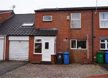 Thumbnail 4 bed terraced house for sale in Oxmead Close, Warrington