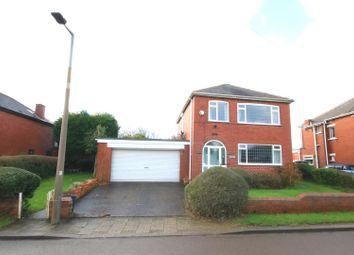 Thumbnail 3 bed detached house for sale in High Street, Billingley, Barnsley