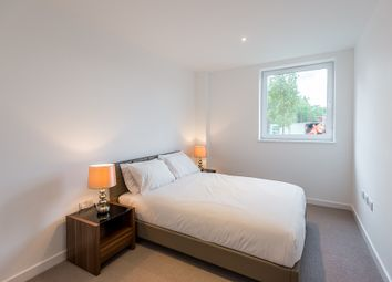 Thumbnail 2 bed flat to rent in Meridian Gate, Kidbrooke