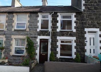 Thumbnail 2 bedroom terraced house for sale in Newton Street, Llanberis, Caernarfon, Gwynedd